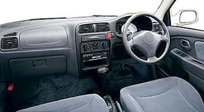 スズキ アルト エポ (2001年5月モデル)