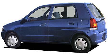 スズキ アルト N-1 (2001年11月モデル)