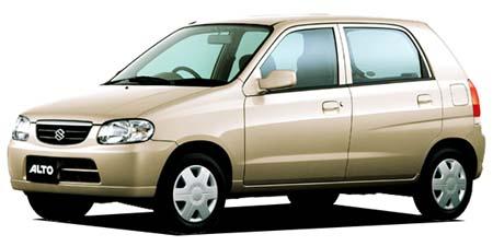 スズキ アルト Vl (2002年12月モデル)