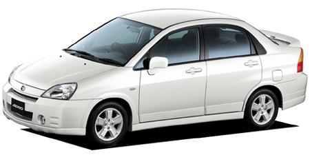スズキ エリオセダン 1.5X (2003年1月モデル)