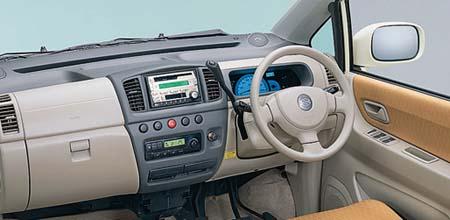 スズキ MRワゴン X (2001年12月モデル)