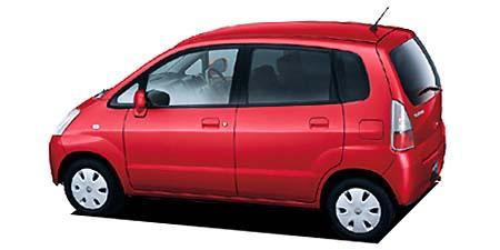 スズキ MRワゴン ターボT (2002年4月モデル)