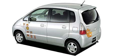 スズキ MRワゴン ミキハウスバージョン (2002年6月モデル)