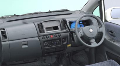 スズキ MRワゴン ターボT (2003年8月モデル)