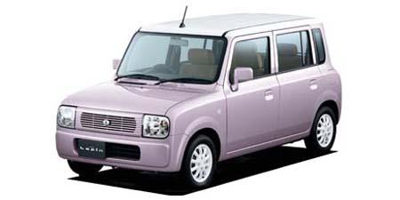 スズキ アルトラパン G (2002年9月モデル)