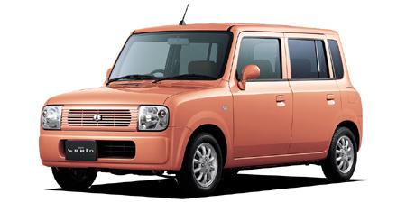 スズキ アルトラパン L (2003年9月モデル)