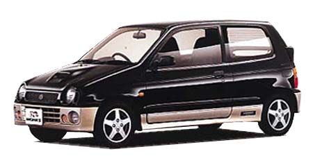スズキ アルトワークス ターボie/s (1995年11月モデル)