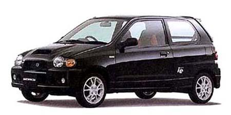 スズキ アルトワークス ie (1998年10月モデル)