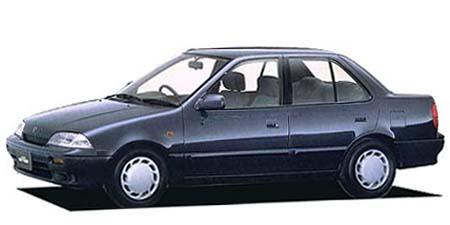 スズキ カルタスエスティーム XG (1990年7月モデル)