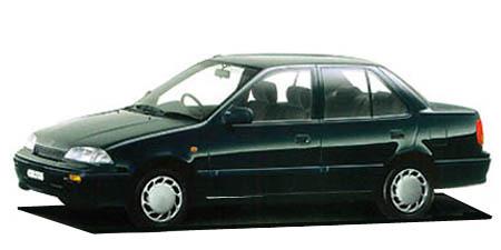 スズキ カルタスエスティーム 1500 (1993年11月モデル)