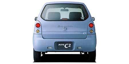 スズキ アルトC2 ベースグレード (2001年2月モデル)