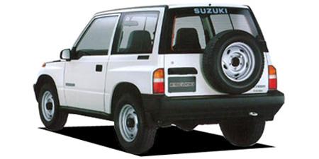 スズキ エスクード ハードトップ (1988年5月モデル)