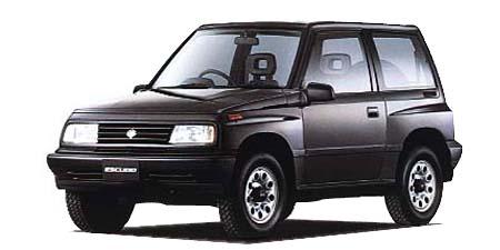 スズキ エスクード コンバーチブル (1990年8月モデル)