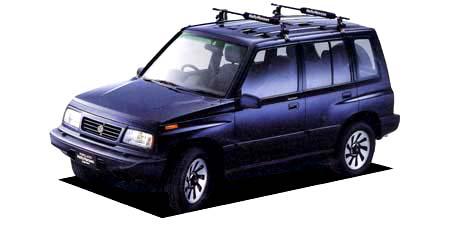 スズキ エスクード ノマド (1990年9月モデル)