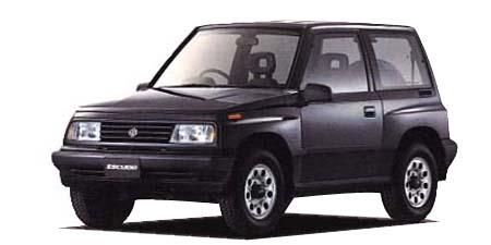 スズキ エスクード ノマド (1991年8月モデル)