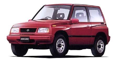 スズキ エスクード ノマド 1600 (1994年12月モデル)