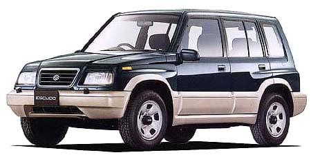 スズキ エスクード ノマド V6-2000 (1994年12月モデル)