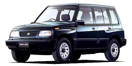 スズキ エスクード ノマドS 1600 (1996年2月モデル)