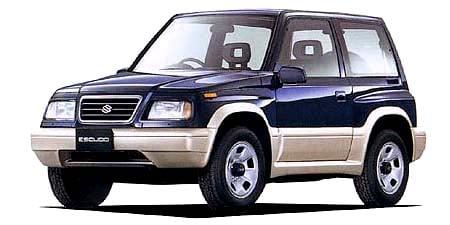 スズキ エスクード ハードトップ V6-2000 (1996年2月モデル)