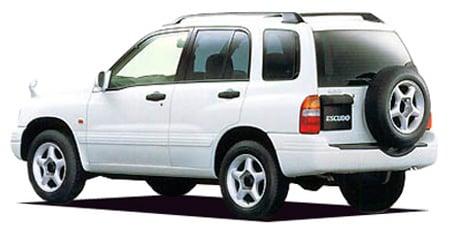 スズキ エスクード 5ドア 1600JZ (1997年11月モデル)