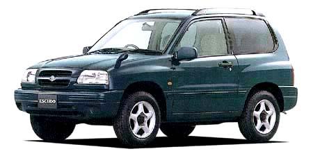 スズキ エスクード 3ドア 1600JM (1997年11月モデル)