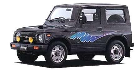 スズキ ジムニー パノラミックルーフ EC (1991年6月モデル)