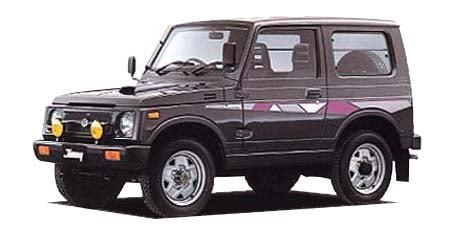スズキ ジムニー パノラミックルーフ EC (1992年7月モデル)