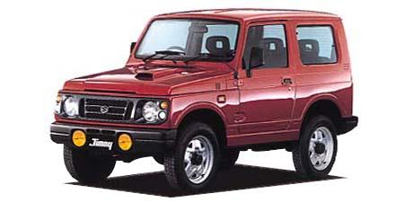 スズキ ジムニー ハードトップ XB (1995年11月モデル)