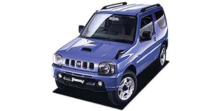 スズキ ジムニー XA (1999年10月モデル)