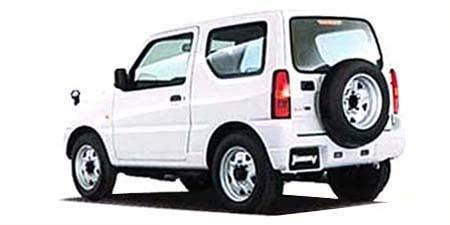 スズキ ジムニー XC (2000年5月モデル)