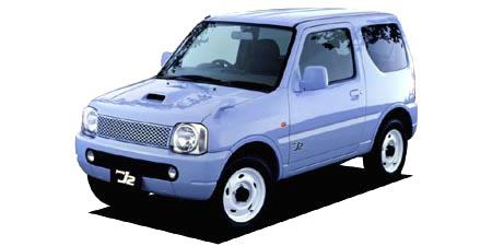 スズキ ジムニー J2 (2001年2月モデル)