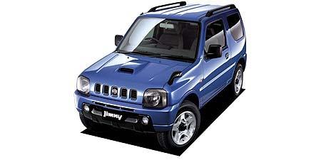 スズキ ジムニー XG (2001年6月モデル)