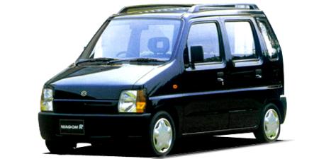 スズキ ワゴンR RT/S (1995年2月モデル)