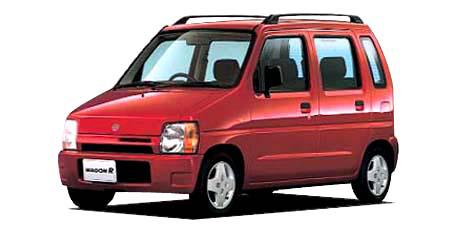 スズキ ワゴンR RV (1996年8月モデル)