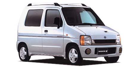 スズキ ワゴンR RS (1997年4月モデル)