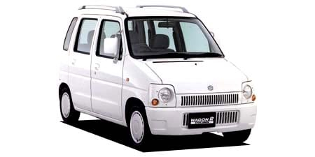 スズキ ワゴンR コラム (1997年11月モデル)