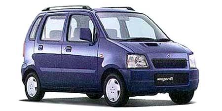 スズキ ワゴンR RX (1998年10月モデル)
