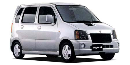 スズキ ワゴンR FX (1999年4月モデル)