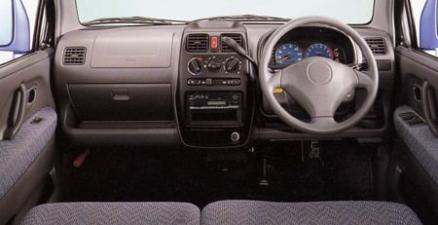 スズキ ワゴンR FM (2000年5月モデル)