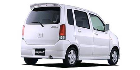 スズキ ワゴンR 21世紀記念スペシャルFMエアロ (2000年12月モデル)