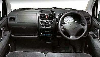 スズキ ワゴンR FM-Tリミテッドエアロ (2001年2月モデル)