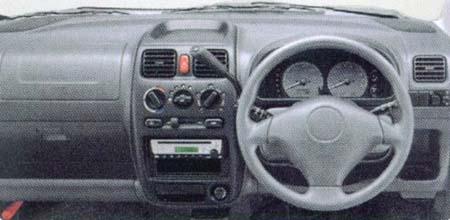 スズキ ワゴンR N-1 (2001年11月モデル)