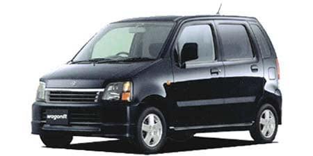 スズキ ワゴンR FMエアロ (2002年4月モデル)