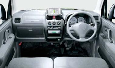スズキ ワゴンR FTエアロ (2002年4月モデル)