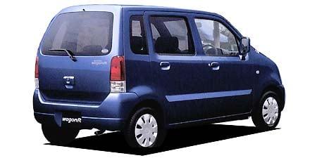 スズキ ワゴンR FMエアロ (2002年9月モデル)