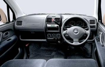 スズキ ワゴンR N-1 (2002年9月モデル)