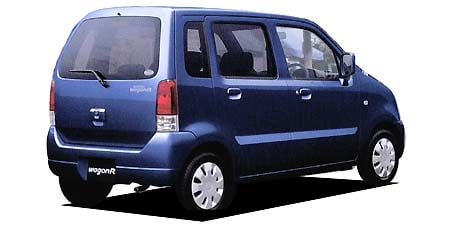 スズキ ワゴンR FMエアロ (2003年4月モデル)
