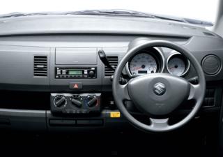 スズキ ワゴンR FA (2003年9月モデル)
