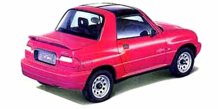 スズキ X-90 ベースグレード (1996年5月モデル)