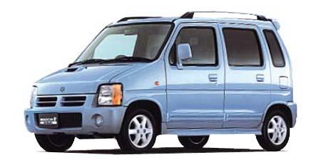 スズキ ワゴンRワイド XL (1997年2月モデル)